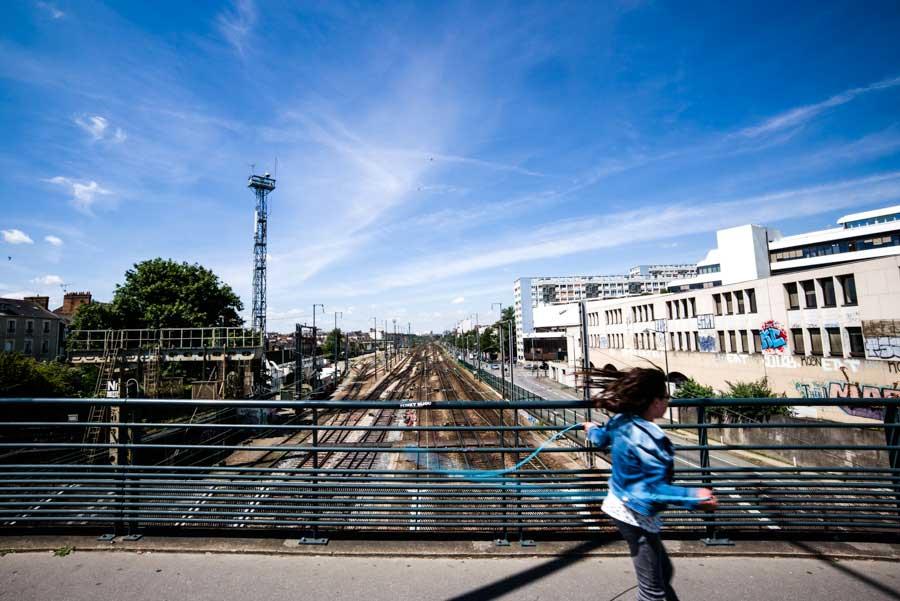 Reportage chantier Eurorennes Urban Quartz, Rennes