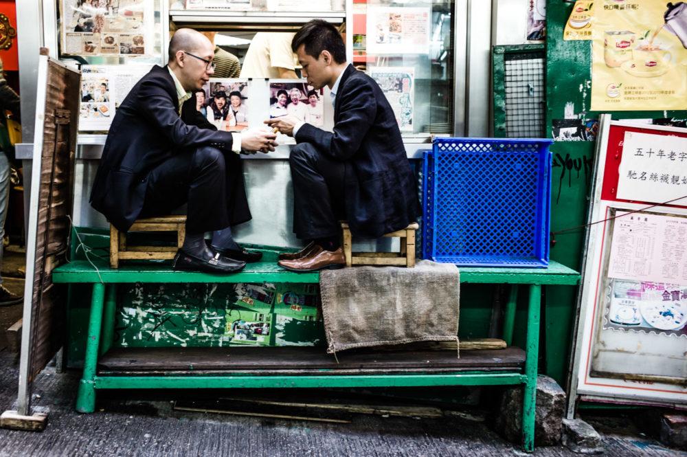 Street Photography Hong Kong
